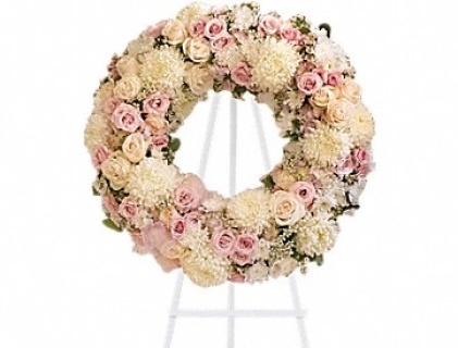 Peace and Eternal Wreath