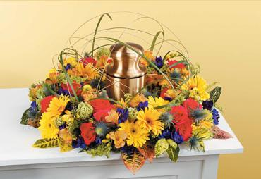 Sympathy Wreath for Urn